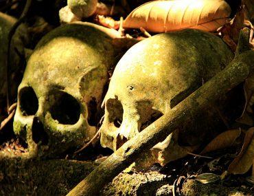 Bali – Trunyan Ölüler Köyü